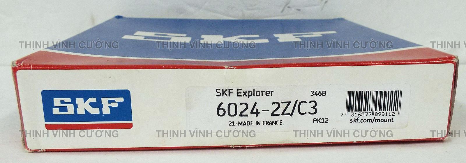 SKF 6024-2Z