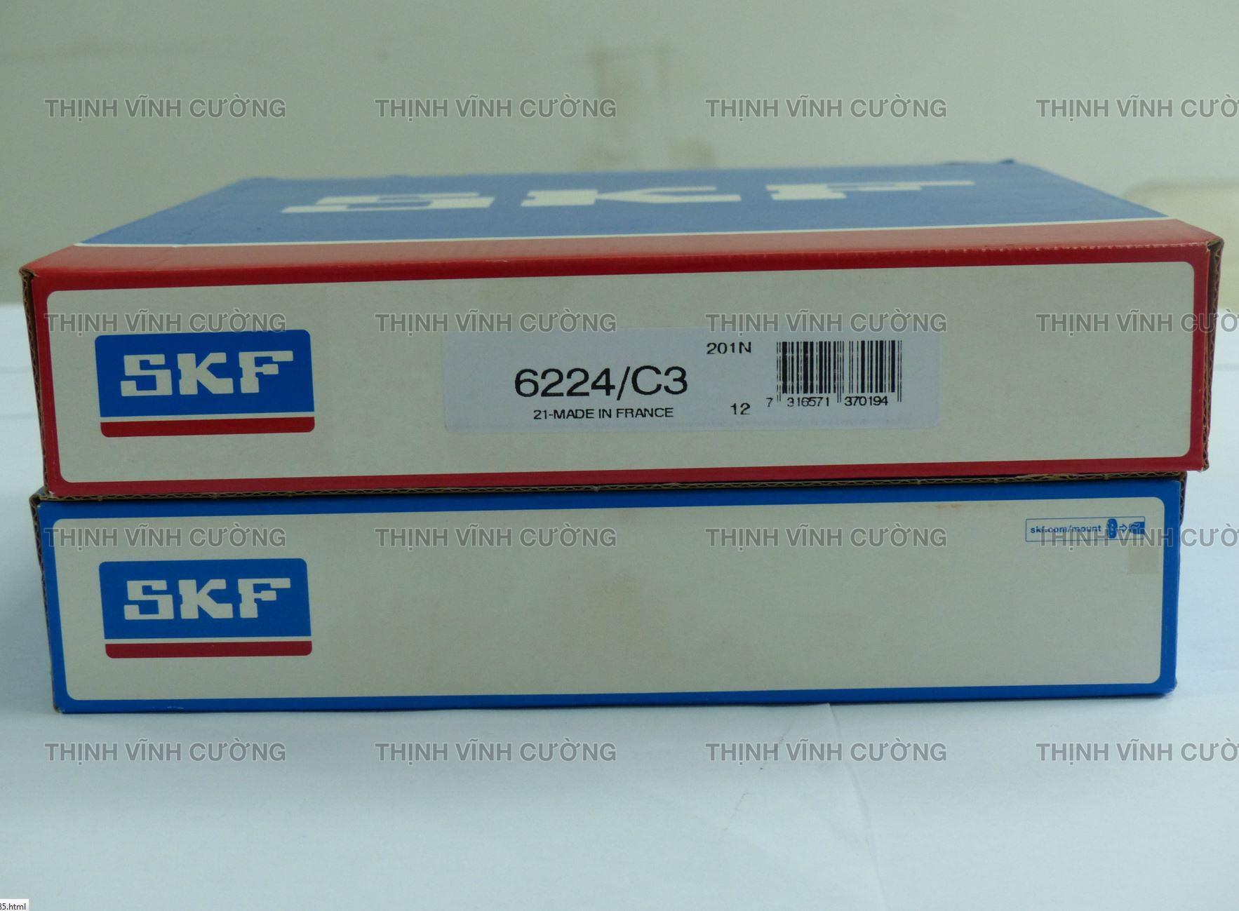 SKF 6224-2ZC3