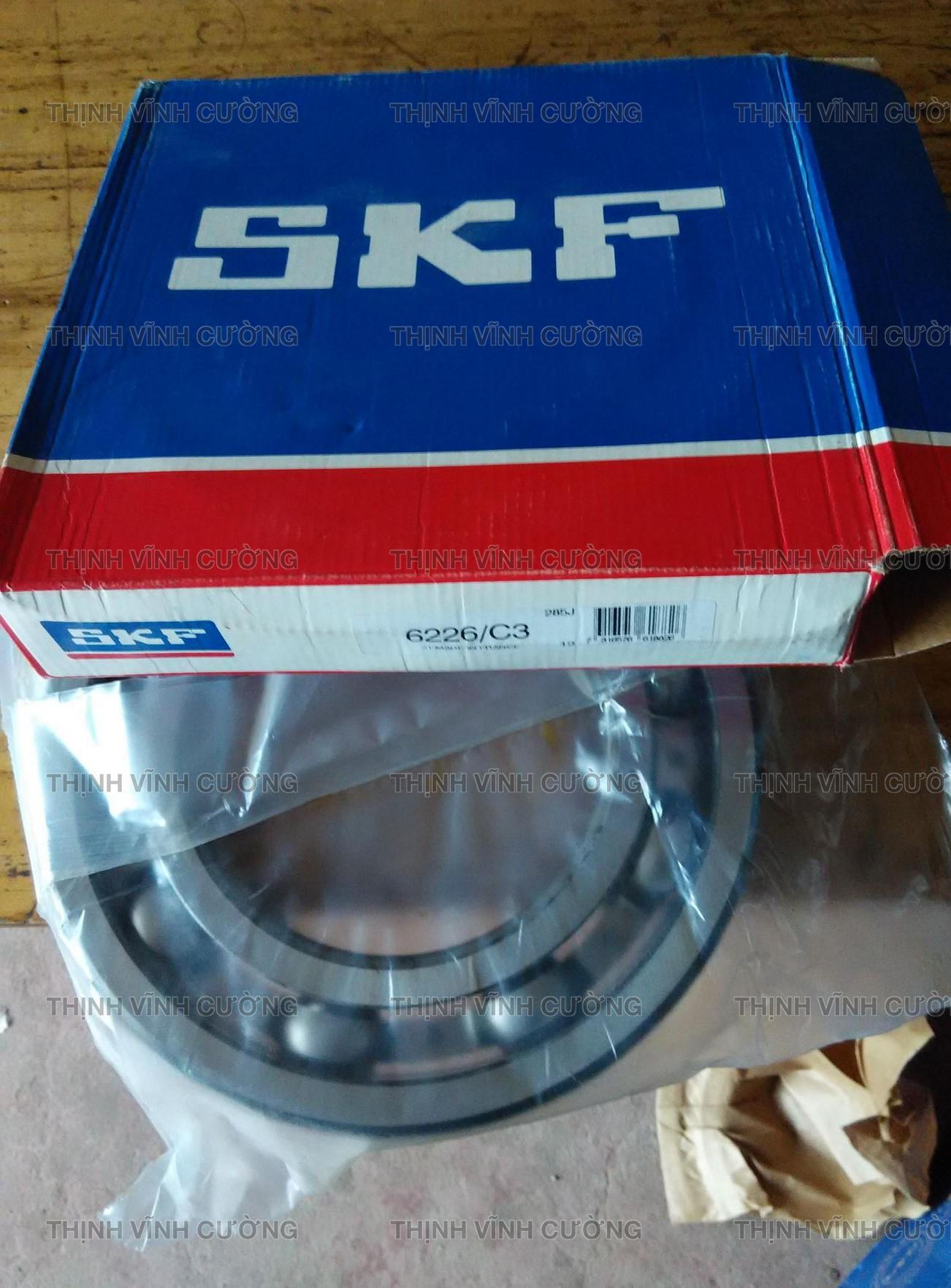 SKF 6226-2ZC3