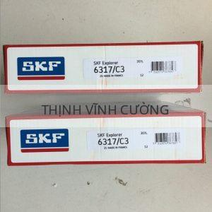 SKF 6317 C3