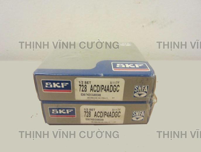 SKF 728ACD-P4